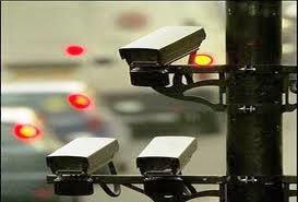 نصب دوربین ثبت تخلف در بزرگراه امام علی(ع)