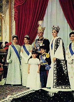 سرانجام دختران محمدرضا شاه چه شد و ناصرالدین شاه قاجار ویکی