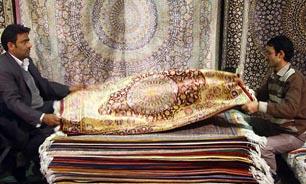 """برپایی نمایشگاه """"فرش و تابلو فرش دستباف و دستبافته عشایری ایران"""" در کاخ نیاوران"""