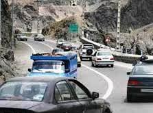 ممنوعیت تردد در محورهای شرقی تهران
