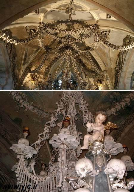 روایت مصور: عجیبترین کلیساهای دنیا