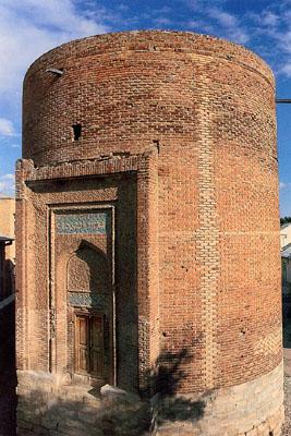 برج رصدخانه مراغه