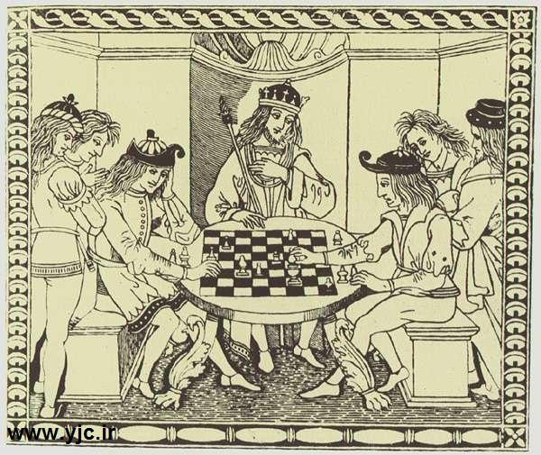 نکات جالب درباره بازی شطرنج