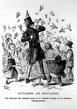 تاریخچه بدمینتون در جهان - عصر دانش