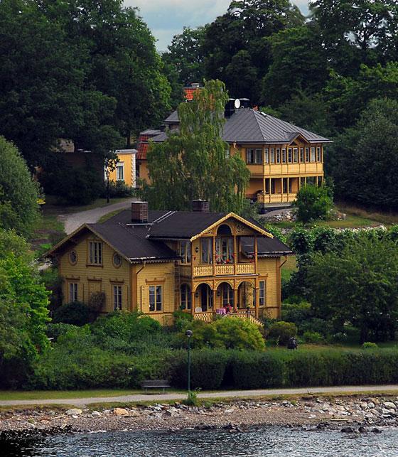 تصاویر زیبا از کشور سوئد