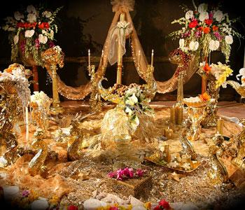 باغ های عروسی در چیتگر