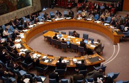 نقش سازمان های بین المللی به ویژه شورای امنیت سازمان ملل در برخورد با جنگ تحمیلی