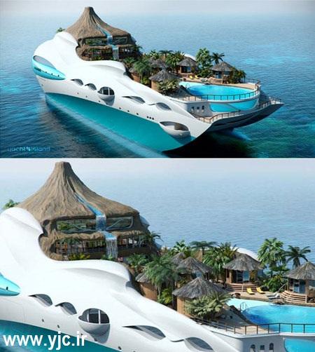10 قایق باورنکردنی در دنیا