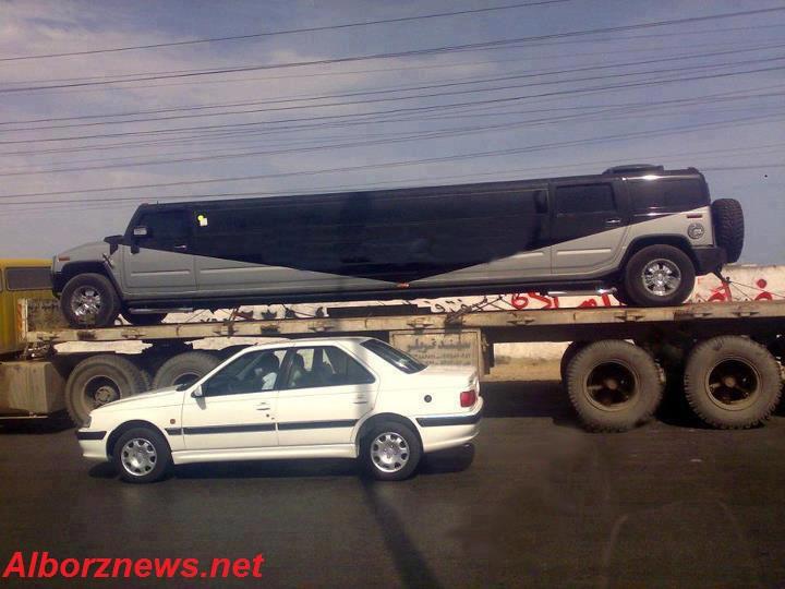 عکس ماشین سنگین اسپرت خارجی