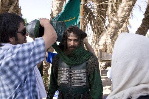 عکس حضرت عباس فیلم رستاخیز