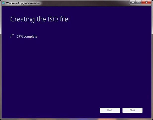 تصویر ایجاد فایل ISO