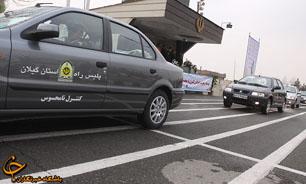 ممنوعیت تردد خودروهای سنگین و موتور سواران در روز ۱۳ فروردین