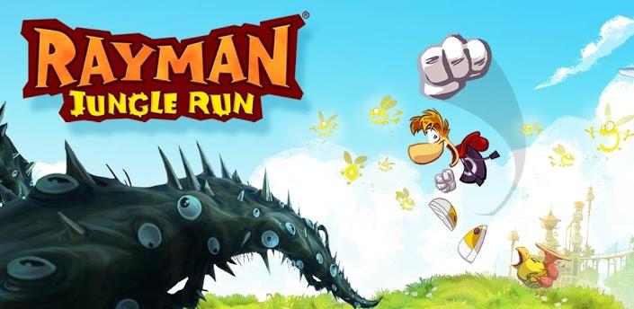 پرطرفدار ترین بازی جهان در گوشی شما+دانلود؛Rayman Jungle Run