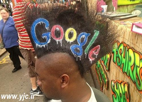 978026 479 طراحی تبلیغات روی موی سر/عکس