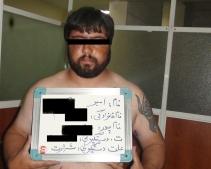 غول بیابونی تهران دستگیر شد+عکس