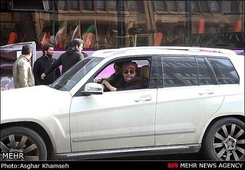 خودروی محمدرضا شریفی نیا nices.ir