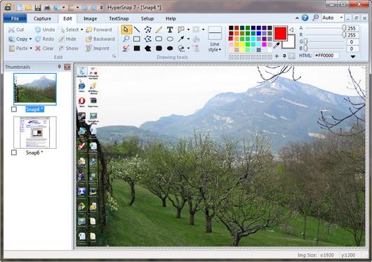 از محیط ویندوز تصویر برداری کنید + دانلود نرم افزار