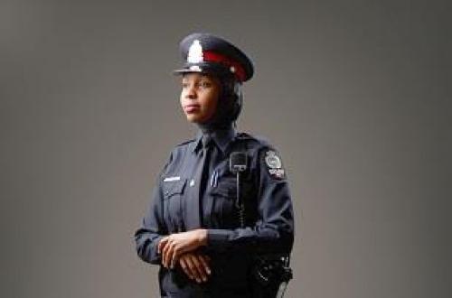 حجاب در پلیس کانادا