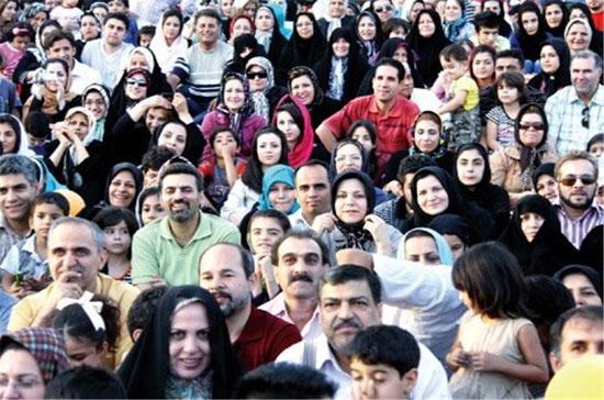 نتیجه تصویری برای مزیت جمعیتی بازار ایران