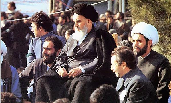 نتیجه تصویری برای دهه فجر مبارک باد تصویر امام و رهبری
