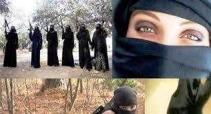 شرط داعش برای عضویت گردان دختران