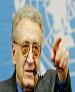 درخواست مخالفان سوریه از ابراهیمی برای بررسی موضوع تشکیل شورای انتقالی