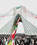 حضور پرشور مردم در سی و پنجمین حماسه انقلاب + فیلم و عکس