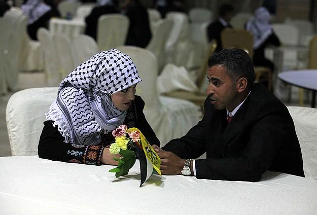لباس عروس غزه ای+ عکس