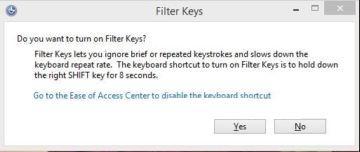 چطور می توان صفحه کلید رایانه را قفل کرد؟