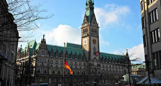 آلمان هامبورگ های شهر دیدنی