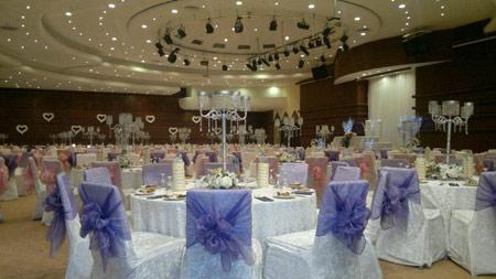 تالار عروسی کاخ کرمان