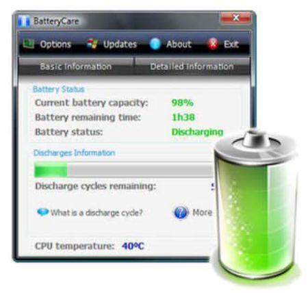 مصرف باتري لپتاپ خود را كاهش دهيد + دانلود