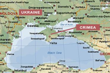 شبه جزیره کریمه کجاست و چرا اهمیت دارد