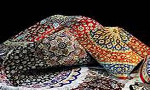 نمایشگاه برگزیده ترین فرش هاو تابلو فرش های دستباف