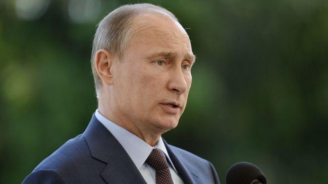 نشریه فرانسوی برای پوتین آرزوی مرگ کرد
