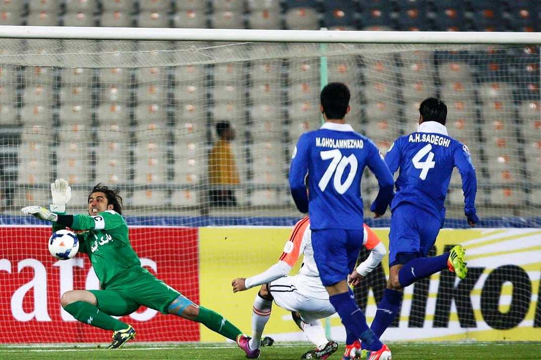 2054906 963 - استقلال تنها میزبان بازنده روز نخست لیگ قهرمانان آسیا