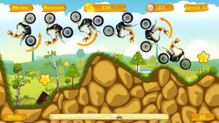 بازی موتوار سواری برای آیفون + دانلود  1073405_702