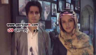 شبنم قلی خانی در کنار همسرش در استرالیا + عکس