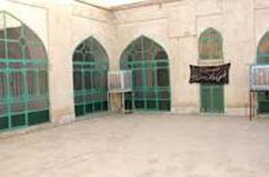 مشروح خبر مرمت مسجد جامع جویم