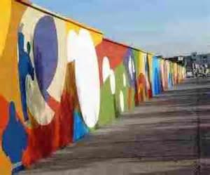 دوسالانه دیوارنگاری فرصتی برائ آسیبشناسی نقاشی دیواری