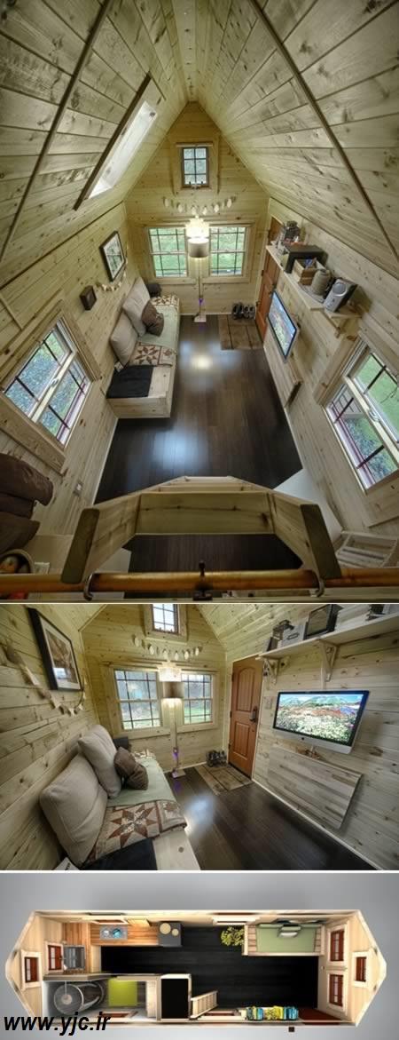 کوچکترین خانههای دنیا +عکس  1118324_103