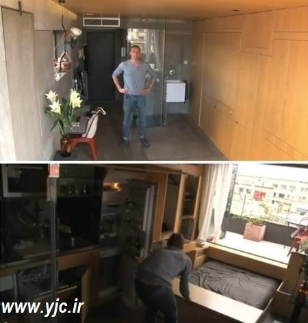 کوچکترین خانههای دنیا +عکس  1118325_636