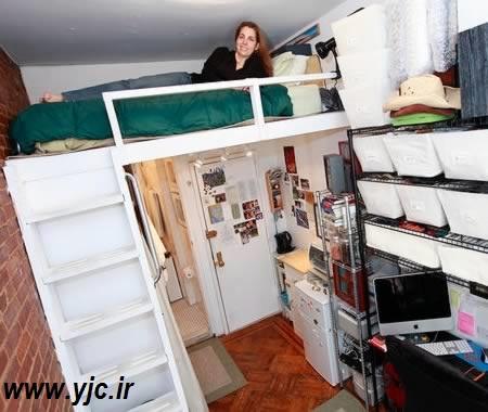 کوچکترین خانههای دنیا +عکس  1118326_878