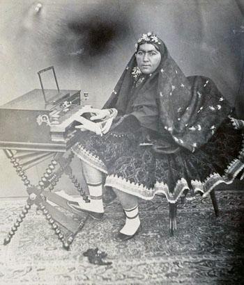 زن زشتی که محبوب شد+ تصاویر