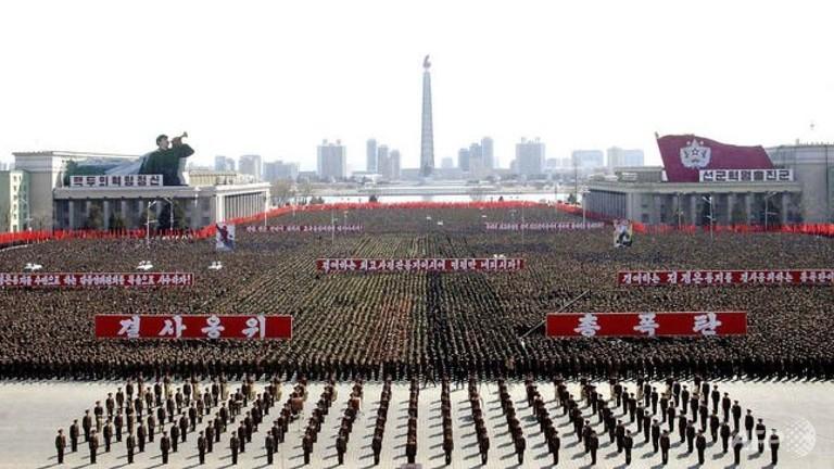 مردم کره شمالی زندگی در کره شمالی زندگی در کره جنوبی رهبر کره شمالی