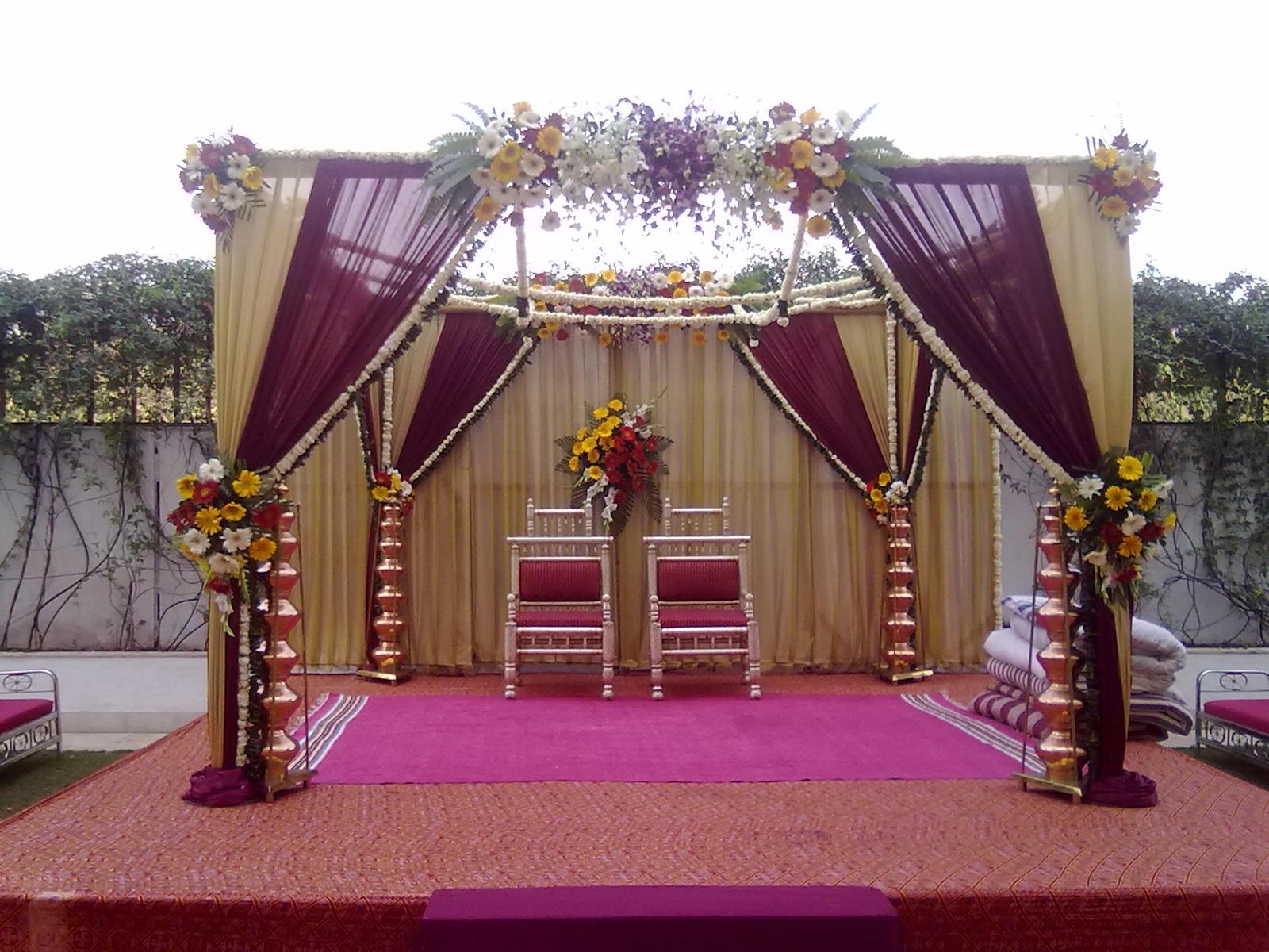 عکس های دکوراسیون عروسی