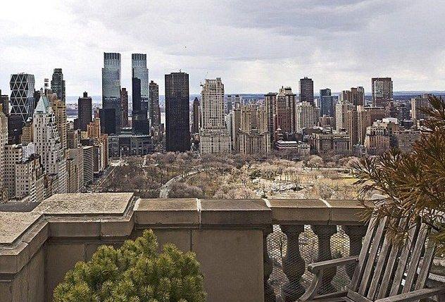 گرانترین پنت هاوس سه طبقه در نیویورک+تصاویر