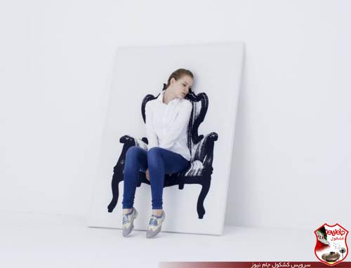 از دیدن این صندلی حتما تعجب خواهید کرد! + تصاویر