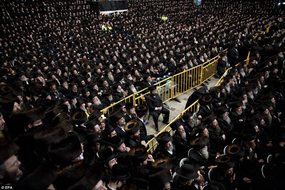 1138826 403 - تصاویر عروسي عجيب يهوديها