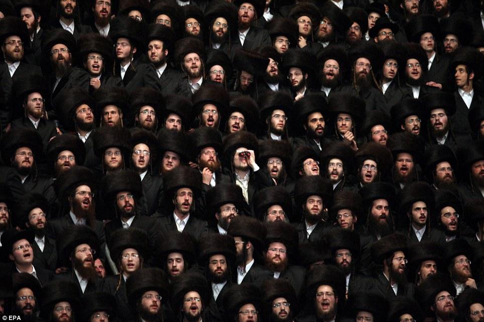 1138828 222 - تصاویر عروسي عجيب يهوديها